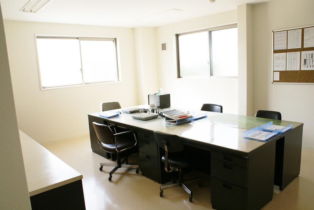 製造部事務所