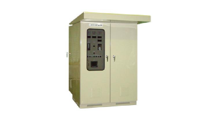 流量制御装置現場操作盤